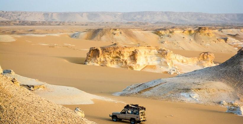 Новая Долина в Египте