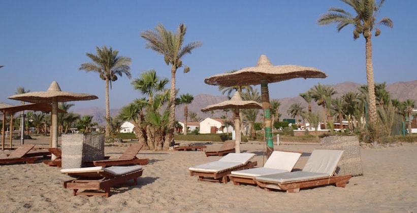 Курорт Нувейба в Египте
