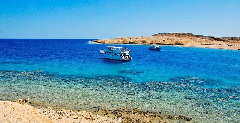 Полуостров Рас-Мохаммед в Египте