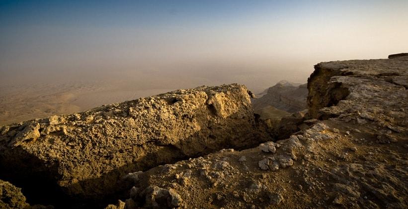 Впадина Каттара в Египте