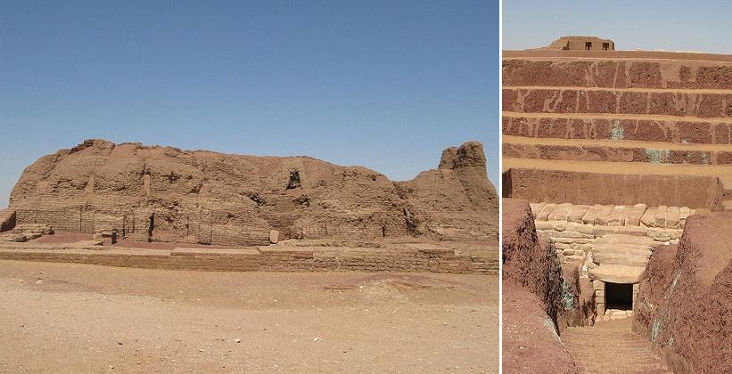 Некрополь Кила эль-Дабба в Египте