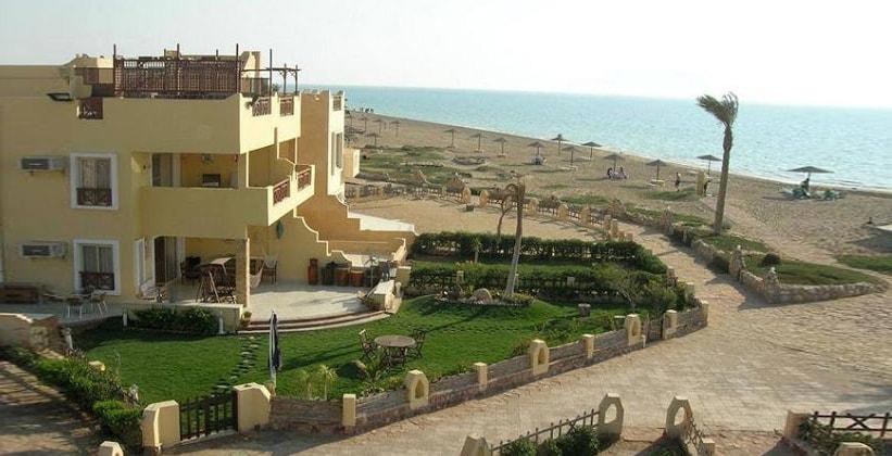 Курорт Рас Судр на Синае