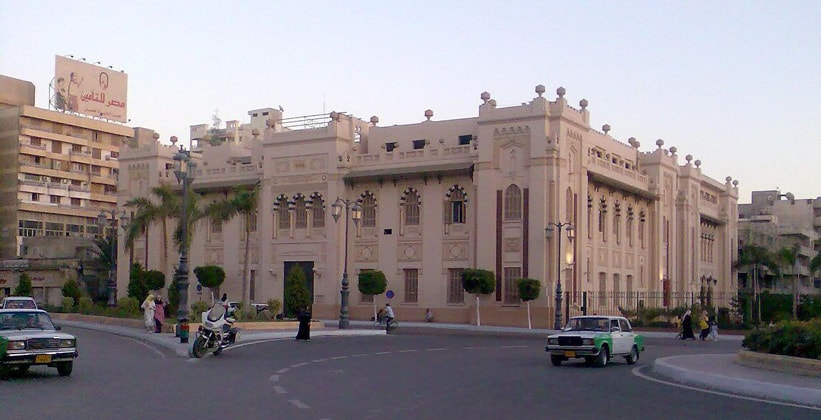 Ратуша Даманхура (Египет)