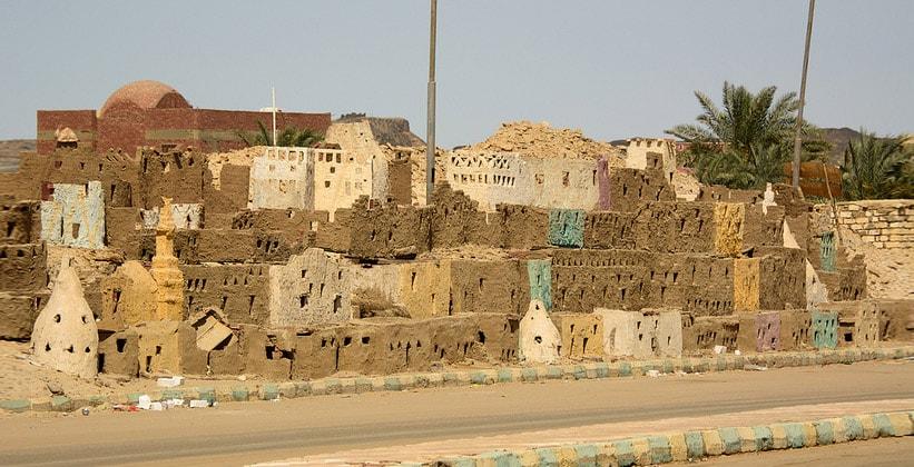 Город 6 Октября в Египте