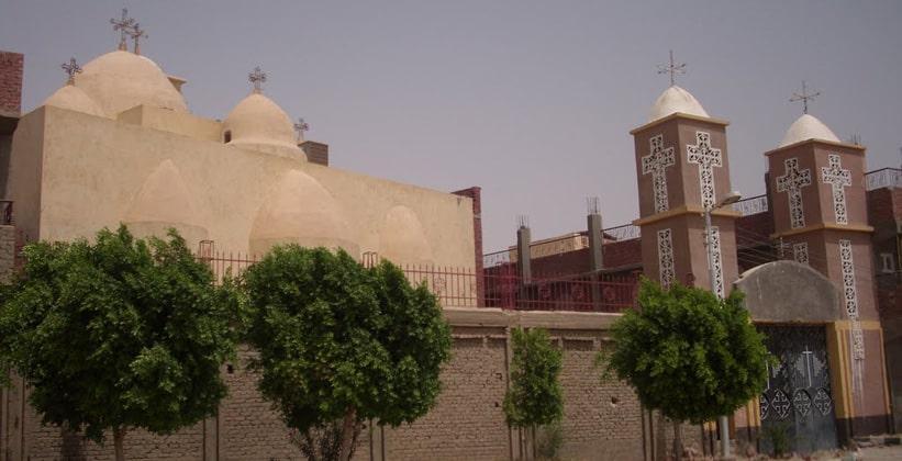 Собор в городе Эль-Харга