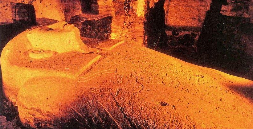Долина Золотых мумий (оазис Бахария)