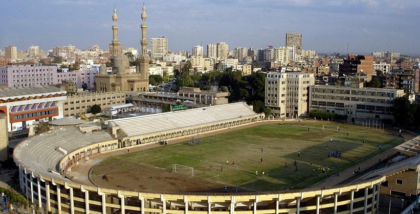 Город Загазиг в Египте