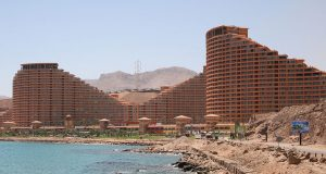 Курорт Айн Сохна в Египте