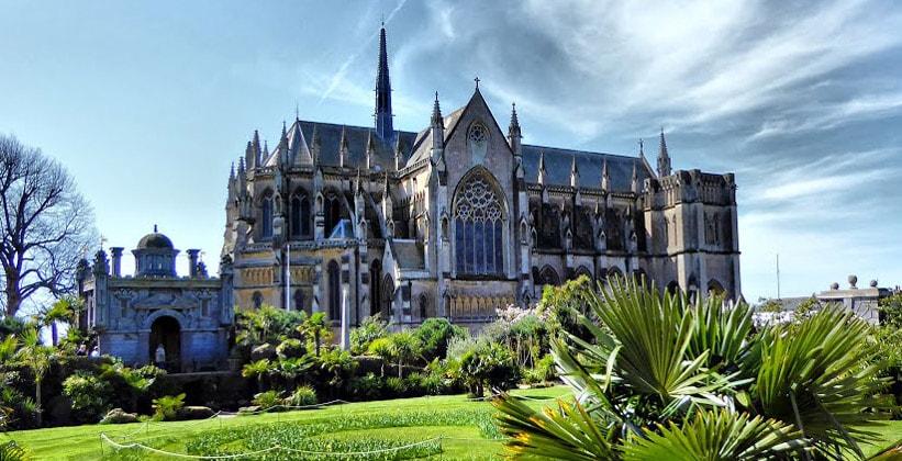 Арунделский собор в Англии