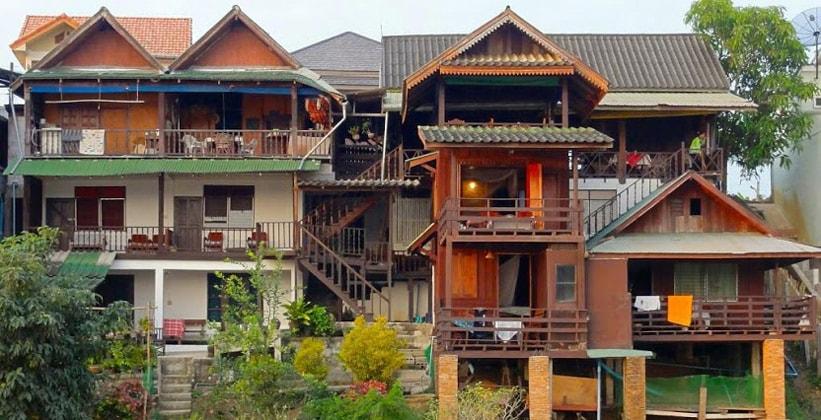 Пансион Baanrimtaling Guest House в Чианг Кхонге (Таиланд)