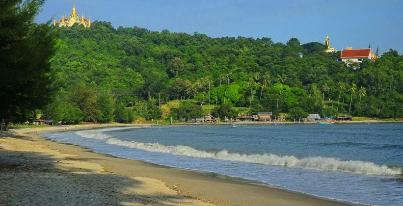 Пляж Бан Крут