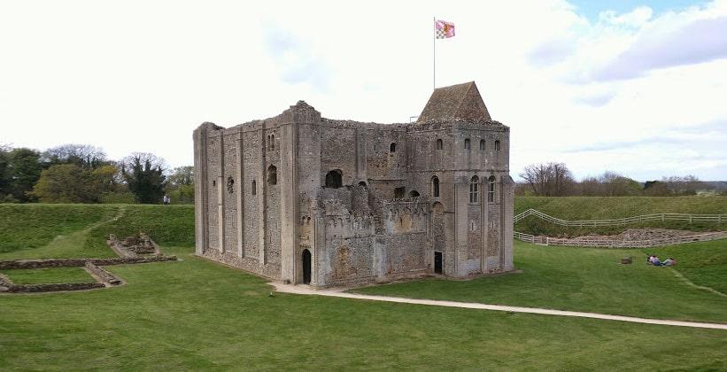 Крепость Райзинг в Англии