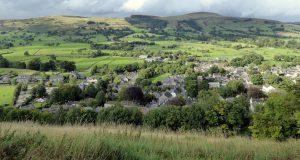 Английская деревня Каслтон
