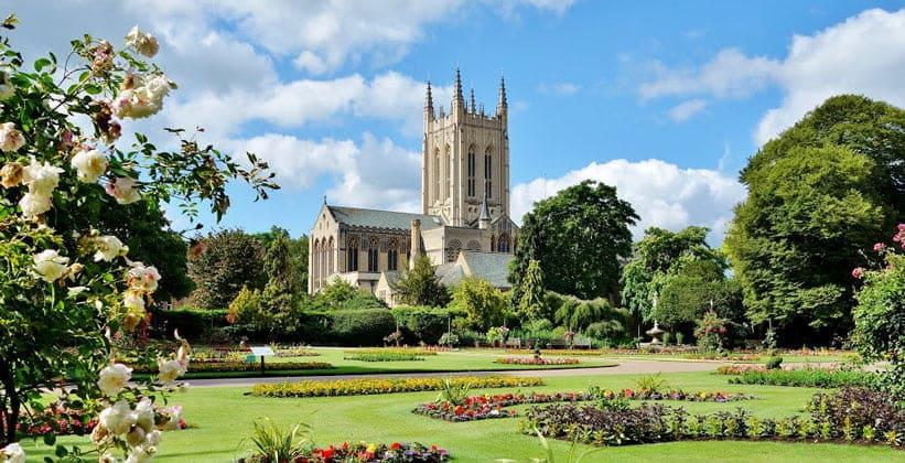 Кафедральный собор Бери-Сент-Эдмундса (Англия)