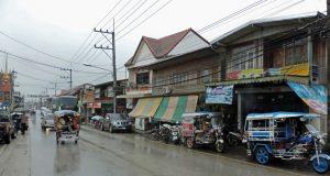 Город Чианг Кхан в Таиланде