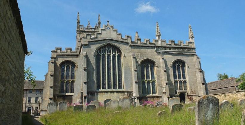 Церковь Святого Мартина в Стамфорде (Англия)