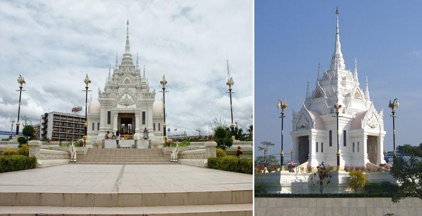Городское святилище Сураттхани (Таиланд)