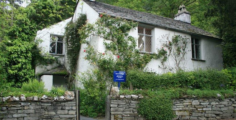 Дом Дав-коттедж в Англии