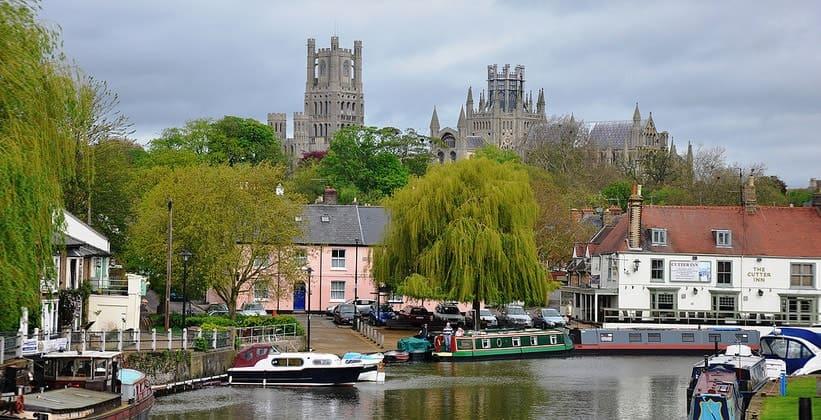 Город Или в Англии