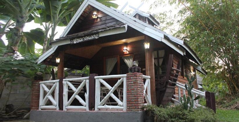 Пансион Gin's Guest House в Чиангсене (Таиланд)
