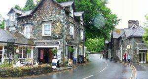 Английская деревня Грасмир