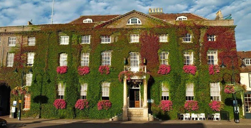Отель The Angel в Бери-Сент-Эдмундсе (Англия)