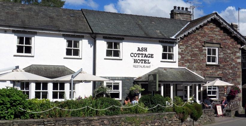 Отель Ash Cottage в деревне Грасмир (Англия)