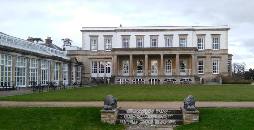 Отель Buxted Park в Ройал-Танбридж-Уэллсе (Англия)
