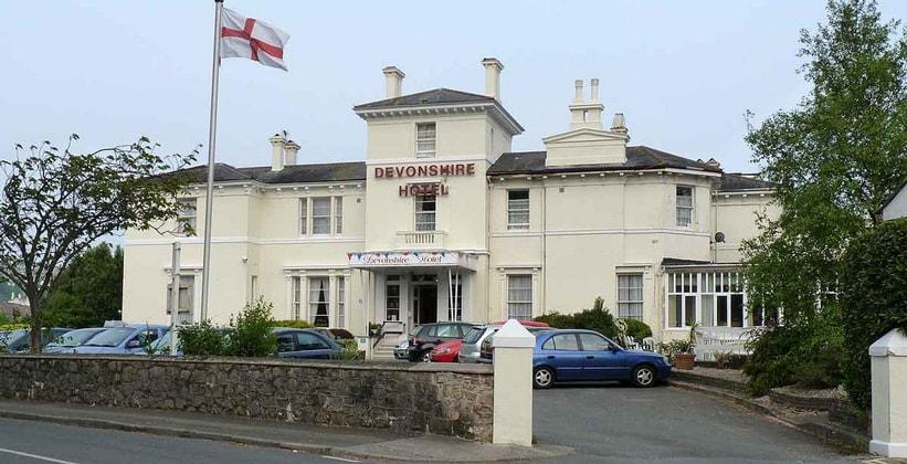 Отель Devonshire в Торки (Англия)