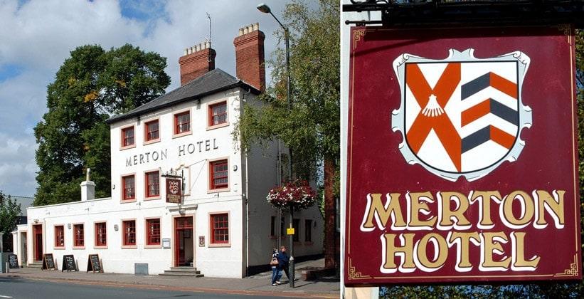 Отель Merton в Херефорде (Англия)