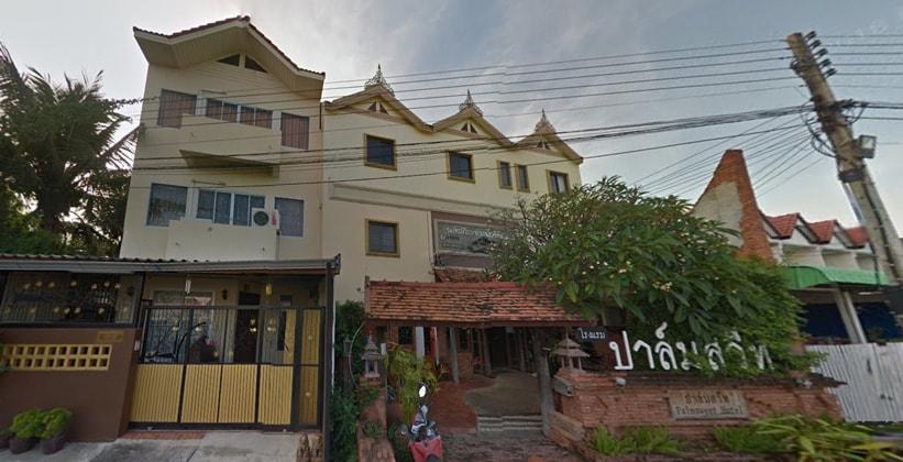 Отель Palm Sweet в Прачуапкхирикхане (Таиланд)