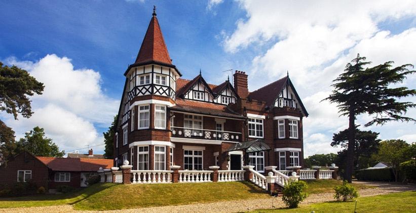 Отель The Grange в Кингс-Линне (Англия)