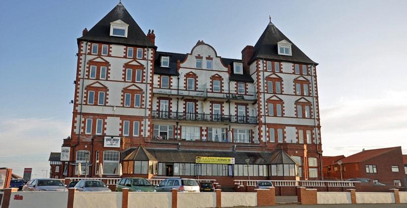 Отель The Metropole в Уитби (Англия)