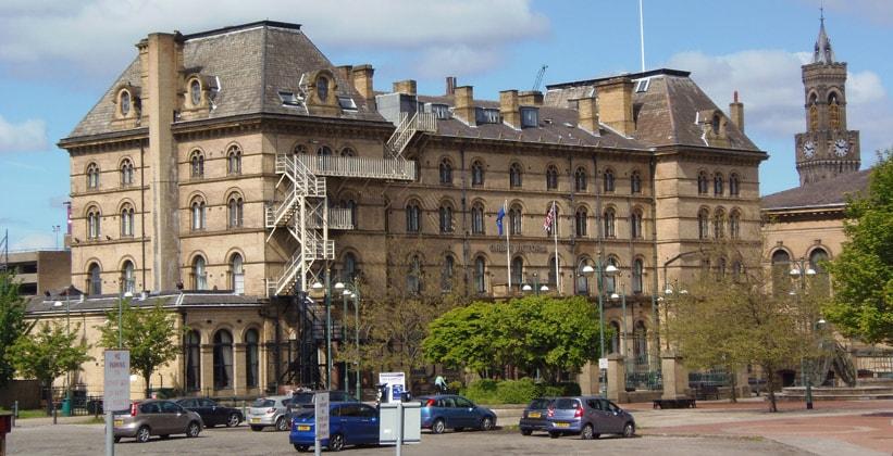 Отель Victoria в Брэдфорде (Англия)