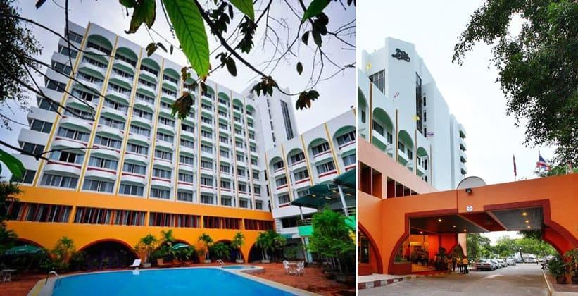 Отель Wang Tai в Сураттхани (Таиланд)