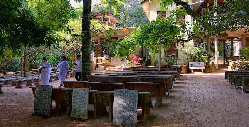 Медитации в Центре Наследия Дхарма (Таиланд)