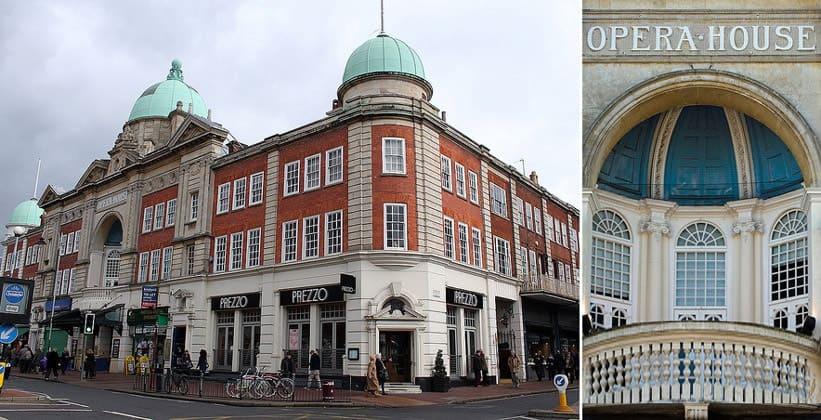 Дом Оперы в Ройал-Танбридж-Уэллсе (Англия)