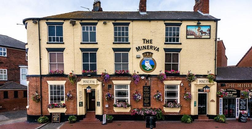 Паб The Minerva в Кингстон-апон-Халле (Англия)