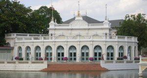 Королевский дворец Банг Па-Ин в Таиланде