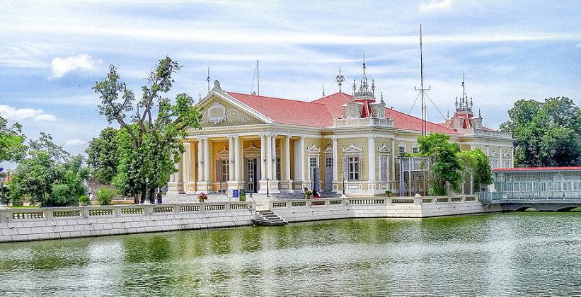 Летняя резиденция дворца Банг Па-Ин