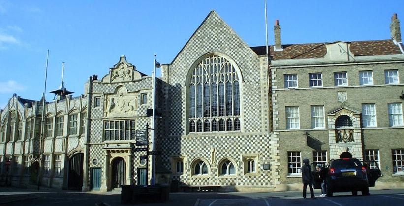 Дом гильдий Святой Троицы в Кингс-Линне (Англия)