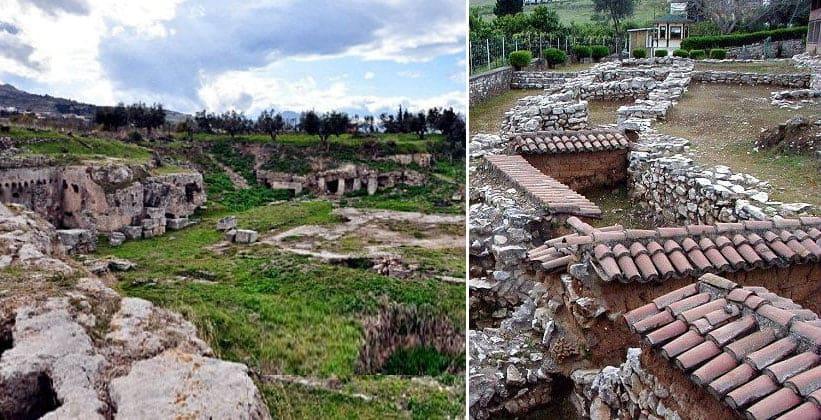 Античная Лерна в Греции