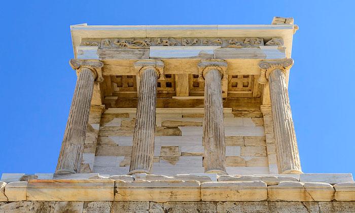 Храм Ники Аптерос Афинского Акрополя