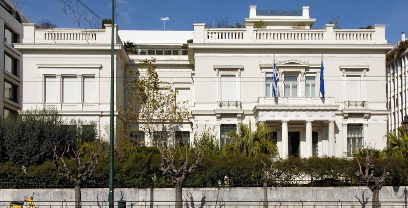 Музей Бенаки в Афинах (Греция)