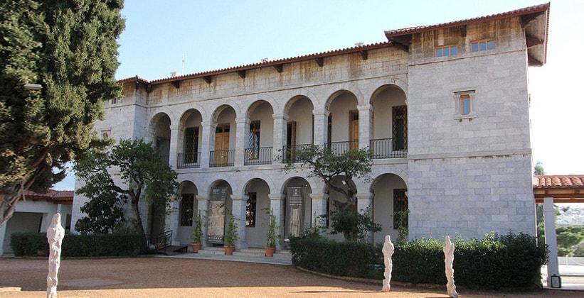 Музей Византии и христианства в Афинах (Греция)
