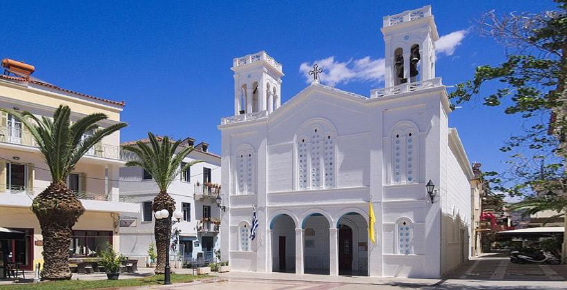 Церковь Святого Николая в Нафплионе