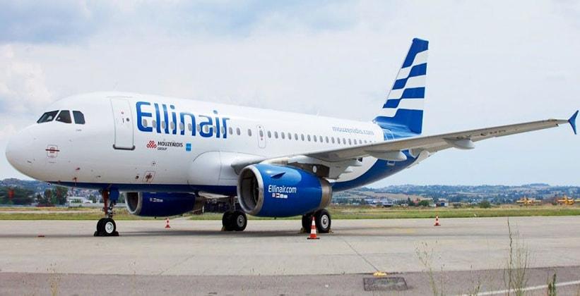 Внутренние авиаперелёты в Греции