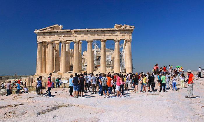 Экскурсия по Акрополю Афин