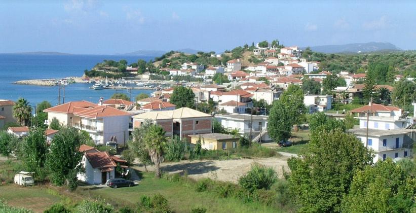 Греческая деревня Финикунда