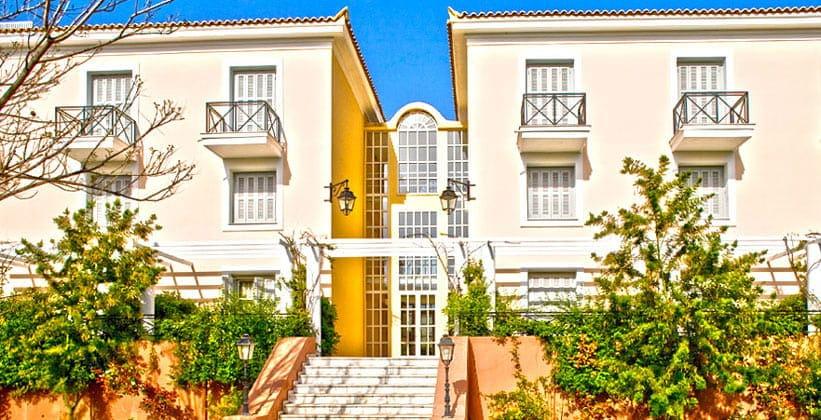 Отель Amalia в Нафплионе